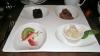 Dessert Sampler plate
