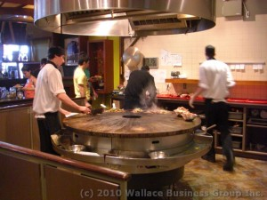 The Mongolian Grill