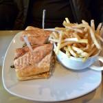 Salmon Baguette