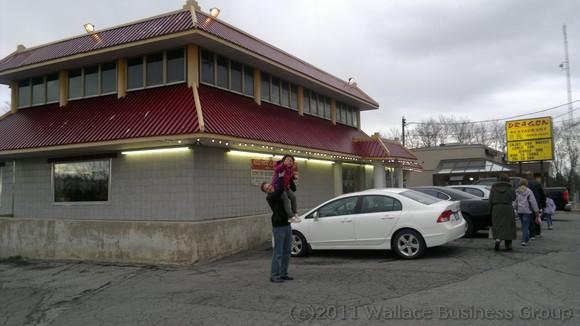 New Dragon Chinese Buffet Montreal Road at Bathgate